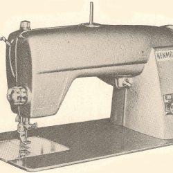 Kenmore 120 manuals