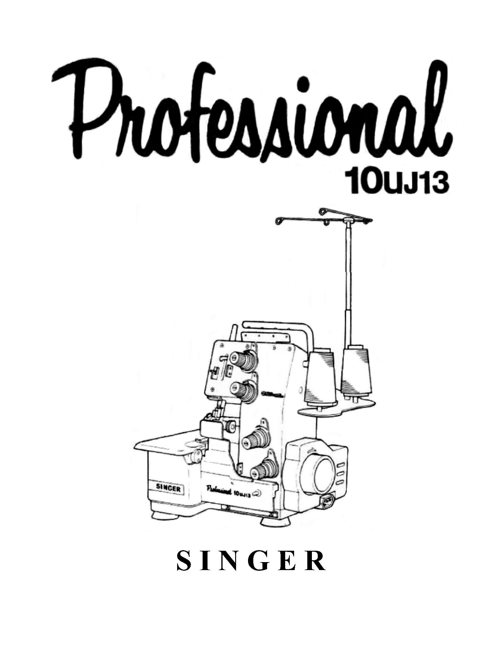 Singer Threading Diagram